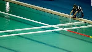 1 million gallon Olympic pool drained CNN