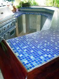 glass tile countertop glass tile countertop great white quartz countertops