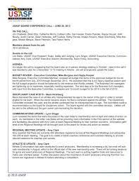 USASF Board of Director Notes June 2013