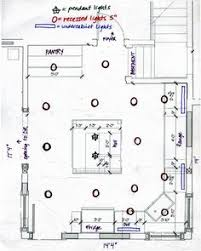 kitchen lighting layout. Kitchen Recessed Lighting Layout Design 199 X Close T