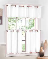 lovely design kitchen tier curtains magnificent and jackson red