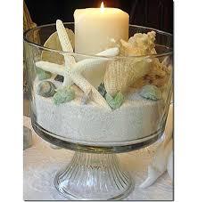 beach candle votive decor holder chair holders