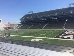 Bill Snyder Family Stadium Section 8 Home Of Kansas State