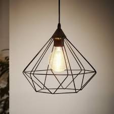 cage lighting pendants. tarbes black cage pendant light lighting pendants