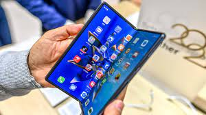 Huawei Mate X2 is impressive, exciting ...