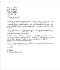 Letter thank you for meeting   Fresh Essays InterviewQuestions