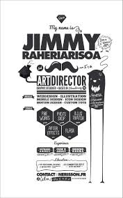 do s and don ts from the most creative resume designs we ve seen jimmy raheriarisoa creative resume