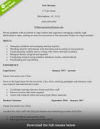 Entry Level Resume Template Free Resume Sample For Legal Assistant Entry Level With Legal Assistant