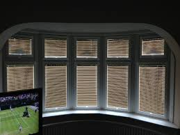 Blinds Fitted To Window Frame