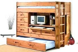 bunk bed with desk ikea. Desks:Ikea Loft Bed Desk With Underneath Dimension Ikea Bunk E