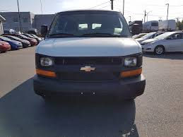 Used 2012 Chevrolet Express Cargo Van A/C STABILITRAK in Granby ...