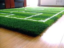 soccer field rug area designs