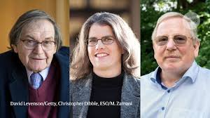 Physicists who unravelled mysteries of <b>black</b> holes win Nobel prize