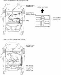 mazda 3 service manual front seat back trim removal installation 10 connect the negative battery cable