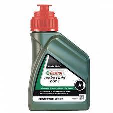 Купить <b>Castrol Brake</b> Fluid DOT 4 <b>жидкость тормозная</b>, канистра 0 ...