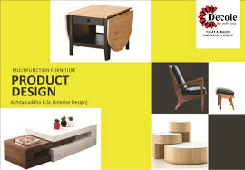 furniture multifunction. Product Design Multi Function Furniture. Project Report On At Dezyne E\u0027cole College, Ajmer Submitted To Furniture Multifunction T