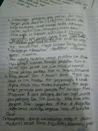 Sastri basa sma smk ma mak x xi xii muatan lokal bahasa daerah. Jawaban Buku Paket Bahasa Jawa Kelas 8 Halaman 130 Berbagai Buku