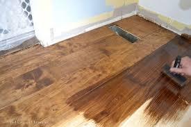 floors woodworking plywood staining, diy, flooring, hardwood floors, home  decor, living