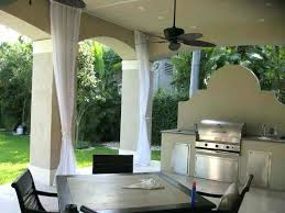interesting screen curtains for patio decor with porch mosquito net canopy outside netting