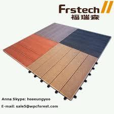 eco friendly diy deck. 600x600 Eco Friendly Wpc DIY Tile Composite Deck Waterproof Diy