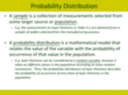 Types Of Probability Topic 3 Ielm 3270 20 Types Of Probability Distributions