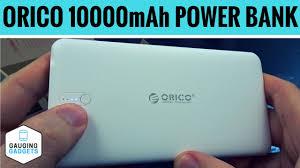 <b>ORICO</b> Ultra Slim <b>10000mAh Power Bank</b> Review - High Capacity ...