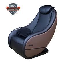 massage chair homedics. l-track hani with heating therapy [black/brown] massage chair homedics