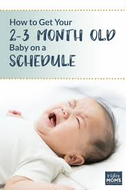 2 Month Old Sleep Pattern