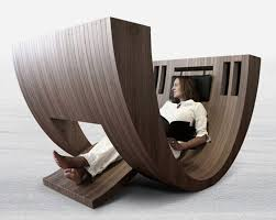 unique wood chair. Unique Curved Chair Claudio Amore Khosa Interior Design Wood A