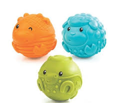 <b>B kids Игровая фигурка</b> - шарик Sensory - Акушерство.Ru