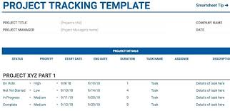 4 Project Tracking Skills Inventory Template Excel Free Google ...