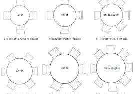 round table seats round tables seating 6 foot round table seats how many 5 foot round