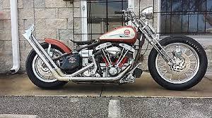 harley bobber motorcycles for sale