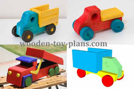 toy truck plans