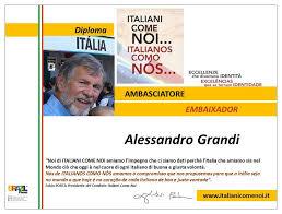 Alessandro Grandi   Italiani Come Noi