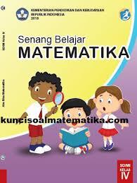 Halo sahabat buku paket, sebentar lagi sahabat akan melaksanakan penilaian akhir semester 1. Kunci Jawaban Buku Senang Belajar Matematika Kelas 4 Kurikulum 2013 Revisi 2018 Halaman 45 46 Kunci Soal Matematika