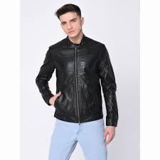 theo ash men s leather jackets vintage biker leather jacket india