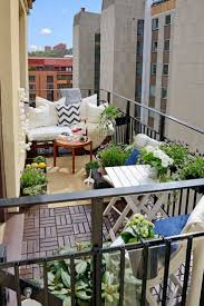 small balcony furniture. Bench Small Balcony Furniture Space Patio . L