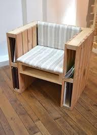 diy-pallet-chair-with-storage-cubbies-project-ideas-plans (Kids Wood Crafts  Pallet Furniture)