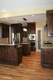 Wood Floor For Kitchens 17 Best Ideas About Wood Floor Kitchen On Pinterest White