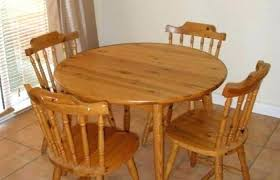 light wood kitchen tables modern patio and furniture medium size round wood kitchen table