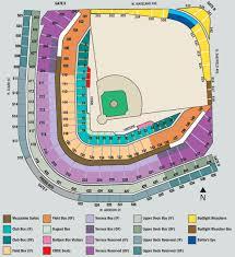 Boudd Wrigley Field Seating Chart