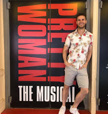 Oklahoma native Christopher Rice joins Broadway musical 'Pretty Woman'