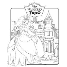 Pocahontas indian princess free printable coloring pages. Top 30 Free Printable Princess And The Frog Coloring Pages Online