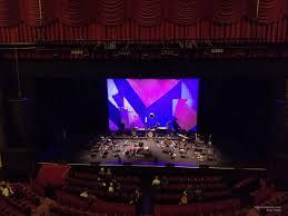 Chicago Theatre Loge 4 Rateyourseats Com