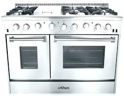 dual fuel range reviews. Kenmore Dual Fuel Ranges Inch Gas Range Kitchen 6 Burner With Griddle And . Reviews