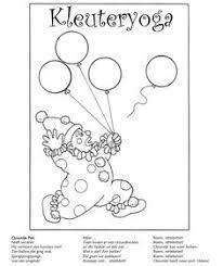19 Beste Afbeeldingen Van Peuteryoga Clowntje Piet Toddler Yoga