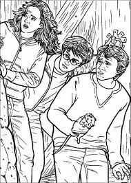 Harry Potter Coloring Pages And Sheets