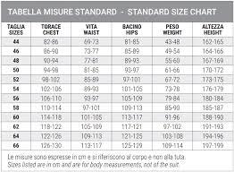 Sabelt Race Suit Size Chart 2019