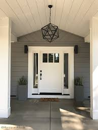 exterior french doors entryway with front door and sidelights